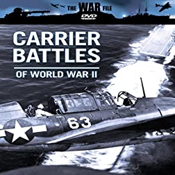 Carrier Battles of World War II (B&W Amar)