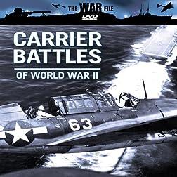 Carrier Battles of World War II (B&W Amar)