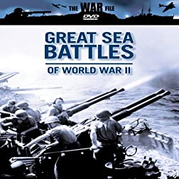 Great Sea Battles of World War II (B&W Amar)