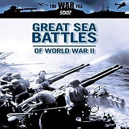 Great Sea Battles of World War II (B&W Amar)