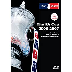 The FA Cup 2007 Great Goals Season Highlights & Complete Final Match 2-Disc DVD
