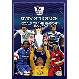 2007 FA Premier League Goals of the Season & Season Review 2-Disc DVD