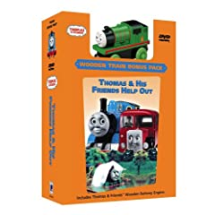 Thomas & His Friends Help Out With Train