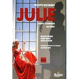 Boesmans - Julie
