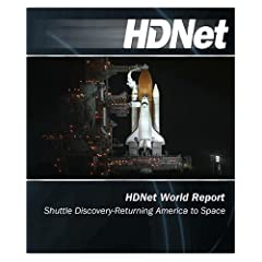 HDNet World Report - Shuttle Discovery: Returning America to Space [Blu-ray]