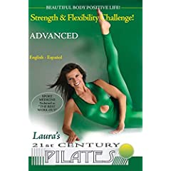 Laura's 21st Century Pilates - Advanced