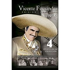 Vicente Fernandez Edition Special 4 Pack, Vol.6