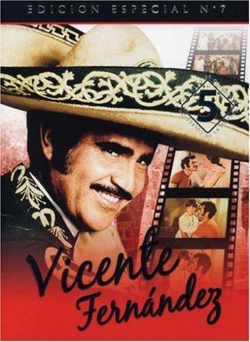 Vicente Fernandez Special Edition 4 Pack, No.7