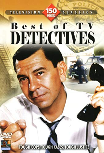 Best of TV Detectives (12pc)