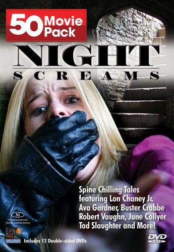 Night Screams 50 Movie Pack