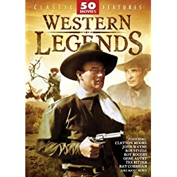 Western Legends (12pc)