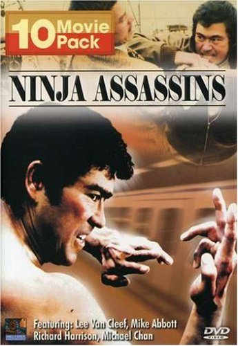Ninja Assassins (2pc)