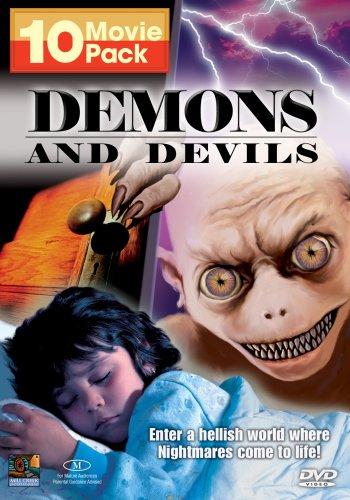 Demons and Devils 10 Movie Pack