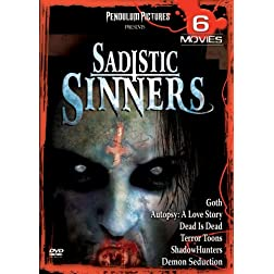 Sadistic Sinners (2pc)