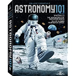 Astronomy 101 (Killer Klowns from Outer Space / Spaceballs / The Adventures of Buckaroo Banzai Across the 8th Dimension)
