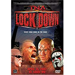 TNA Wrestling: Lockdown 2007
