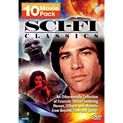 Sci-Fi Classics (2pc)