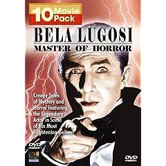 Bela Lugosi: Master of Horror 10 Movie Pack
