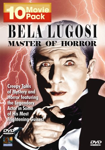 Bela Lugosi: Master of Horror 10 Movie Pack