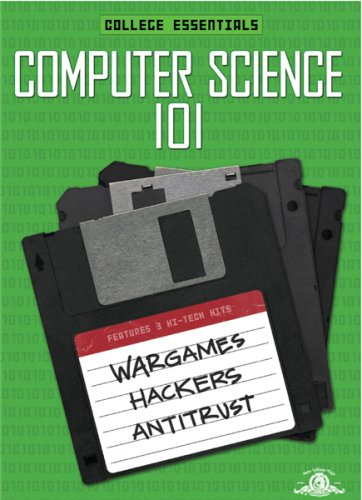 Computer Science 101 (Wargames / Anti-Trust / Hackers)
