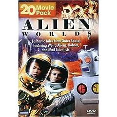 Alien Worlds 20 Movie Pack