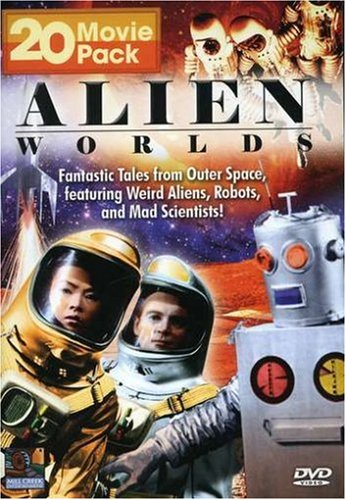 Alien Worlds 20 Movie Pack