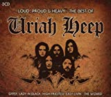 album art to Loud, Proud & Heavy - The Best Of (disc 1)