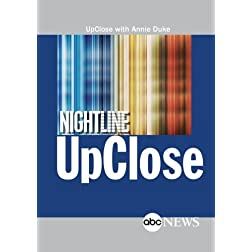 ABC News Nightline - UpClose with Annie Duke