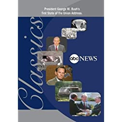 ABC News Classics - President George W. Bush's First State of the Union Address