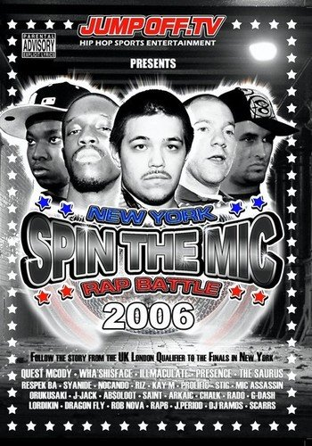 SPIN THE MIKE: New York Rap Battle 2006
