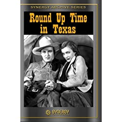 Round Up Time In Texas