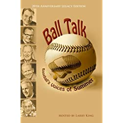 Ball Talk: Baseball's Voices of Summer