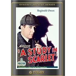 A Study in Scarlet (Sherlock Holmes)