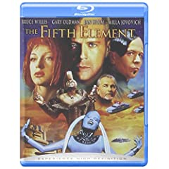 The Fifth Element (Remastered) [Blu-ray]