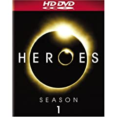 Heroes - Season 1 [HD DVD]