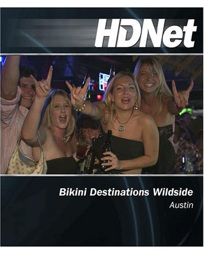 HDNet - Bikini Destinations Wildside: Austin [Blu-ray]