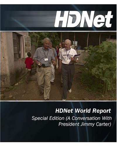 HDNet World Report - Special Edition: A Conversation With President Jimmy Carter [Blu-ray]
