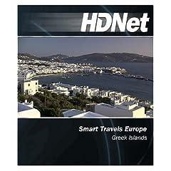 HDNet - Smart Travels Europe: Greek Islands [Blu-ray]