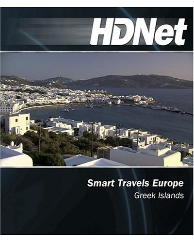 HDNet - Smart Travels Europe: Greek Islands [Blu-ray]