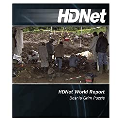 HDNet World Report - Bosnia Grim Puzzle [Blu-ray]