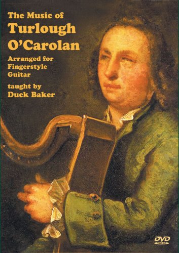The Music of Turlough O'Carolan