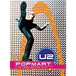 U2 - PopMart Live from Mexico City (Limited Edition)