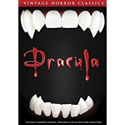Vintage Horror Classics: Dracula