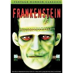 Vintage Horror Classics: Frankenstein