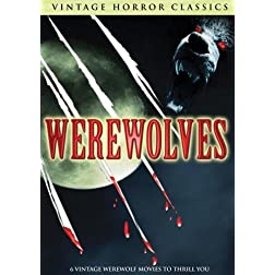 Vintage Horror Classics: Werewolves