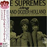 album art to The Supremes Sing Holland-Dozier-Holland