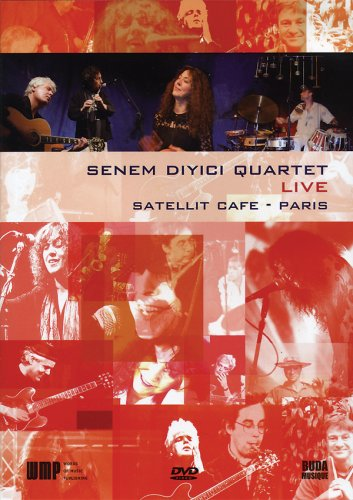 Live: Satellit Cafe, Paris