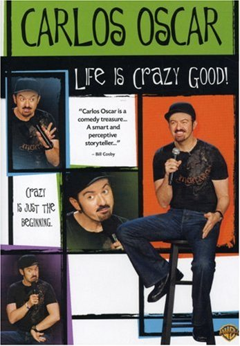 Carlos Oscar: Life Is Crazy Good!