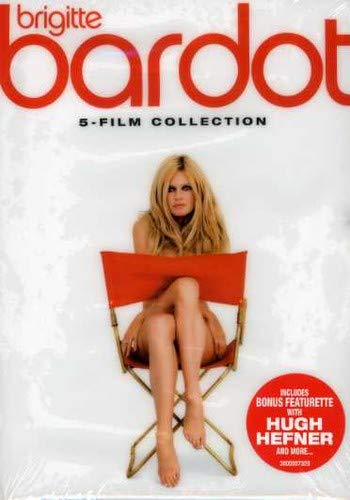 Brigitte Bardot Collection (Naughty Girl / Love on a Pillow / The Vixen / Come Dance with Me / Two Weeks in September)