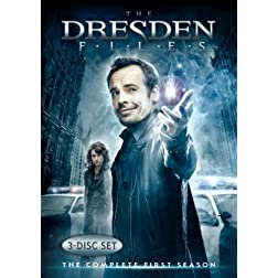 The Dresden Files - The Complete First Season